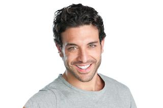 Smiling Man | Cosmetic Dentistry Barrie ON