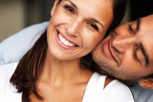 Smiling Couple | Invisalign Barrie ON