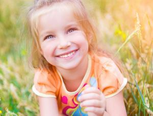 Young girl smiling | Dentist Barrie ON