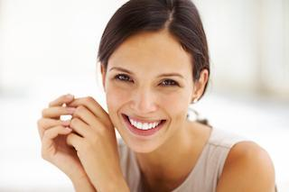 Woman smiling | Dentist Barrie ON