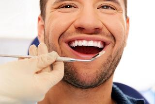 Smiling Man | Periodontal Treatment Barrie ON