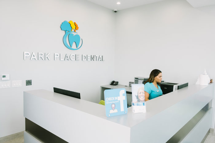 Park Place Dental | Welcoming Smiling Family